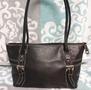 Tignanello Genuine Leather Handbag